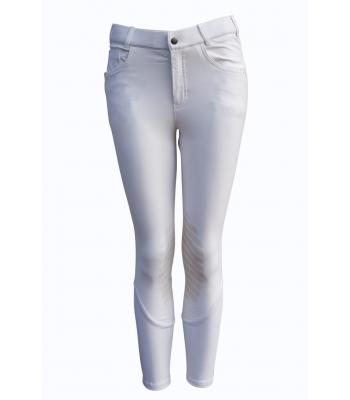 HKM by Reiterladen24 4057052317347 Pantalon d/équitation pour Femme Noir Taille 38