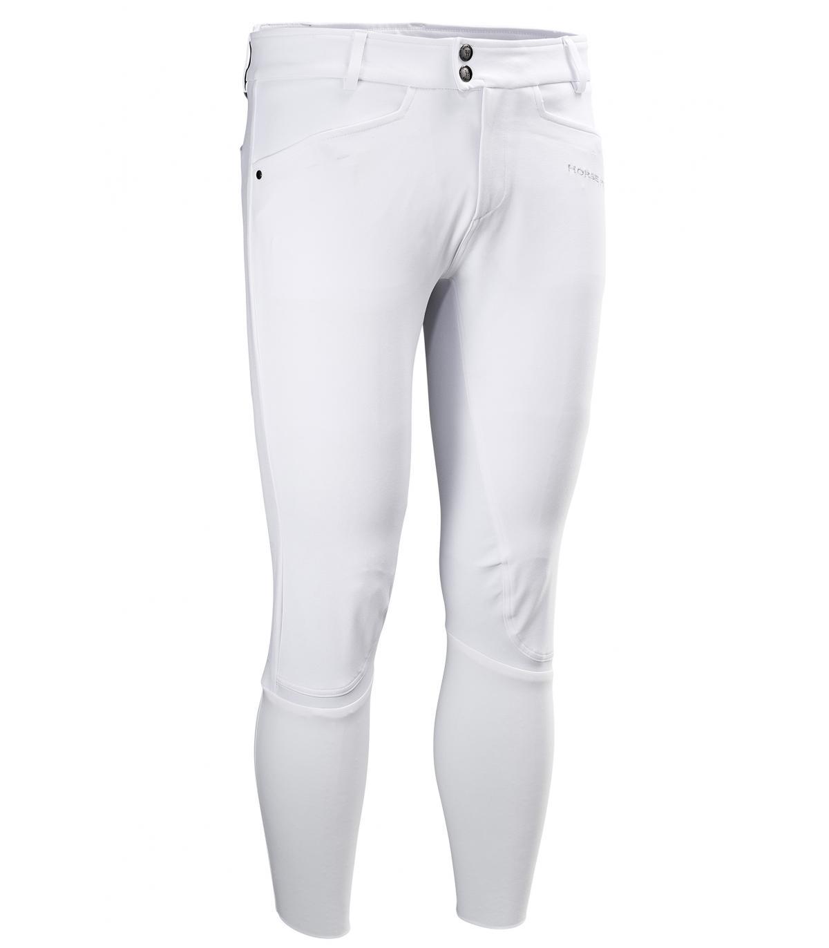 Pantalon blanc homme Horse Pilot X balance