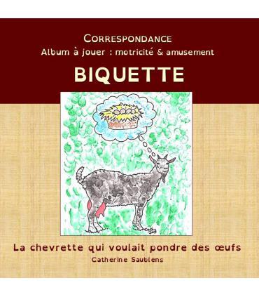 Biquette (c) par Catherine Saublens