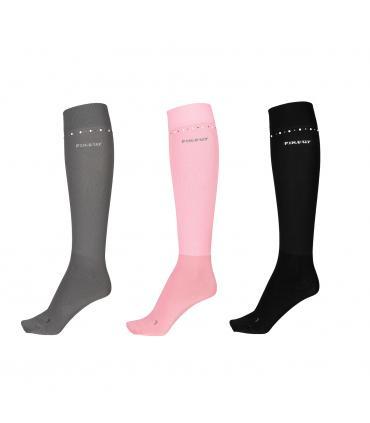 Chaussettes Couronne Strass de la Sportswear Collection 2020 - Pikeur
