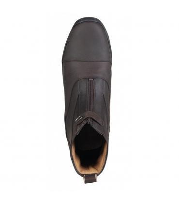 Boots Robusta en cuir - HKM