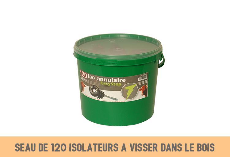 Isolateurs :